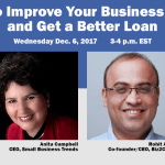 Want to Learn 8 Secrets for Getting a Business Loan? Here are 2