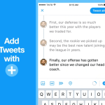 Twitter Introduces New Thread Feature for More Cohesive Business Messages
