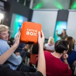 Catchbox Throwable Microphone Allows More Audience Participation at Business Events