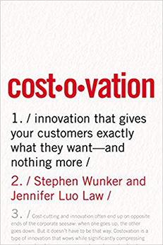 Cost-o-vation -- Managing Expenses While Innovating in Business