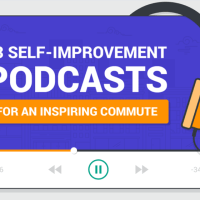 Top 13 Podcasts for Entrepreneurs Today (INFOGRAPHIC)