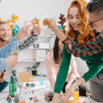 How to Help Your Introverted Employees Survive Holiday Office Parties (INFOGRAPHIC)