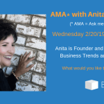 Anita Campbell, our CEO, to Hold an AMA. Ask Her a Question