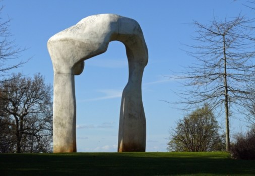 Henry Moore Arch