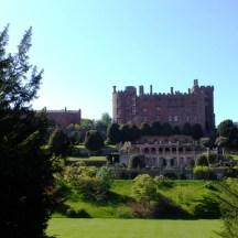 powis castle terraces