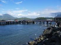 government wharf