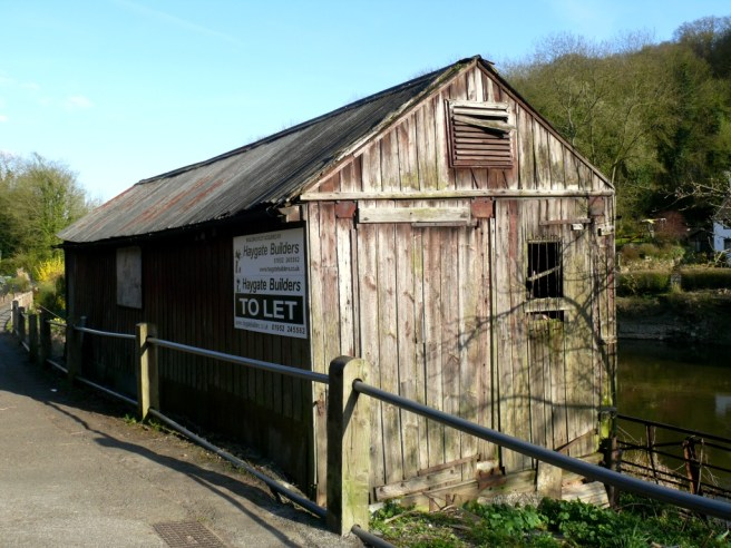 The Old Coracle Shed