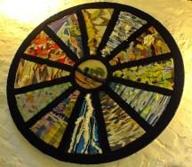 The Mill Wheel (Textile)