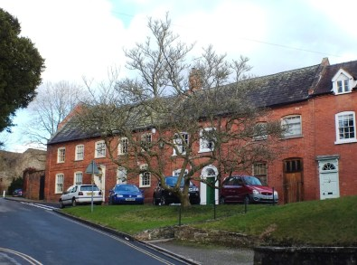 Dinham Brick Cottages