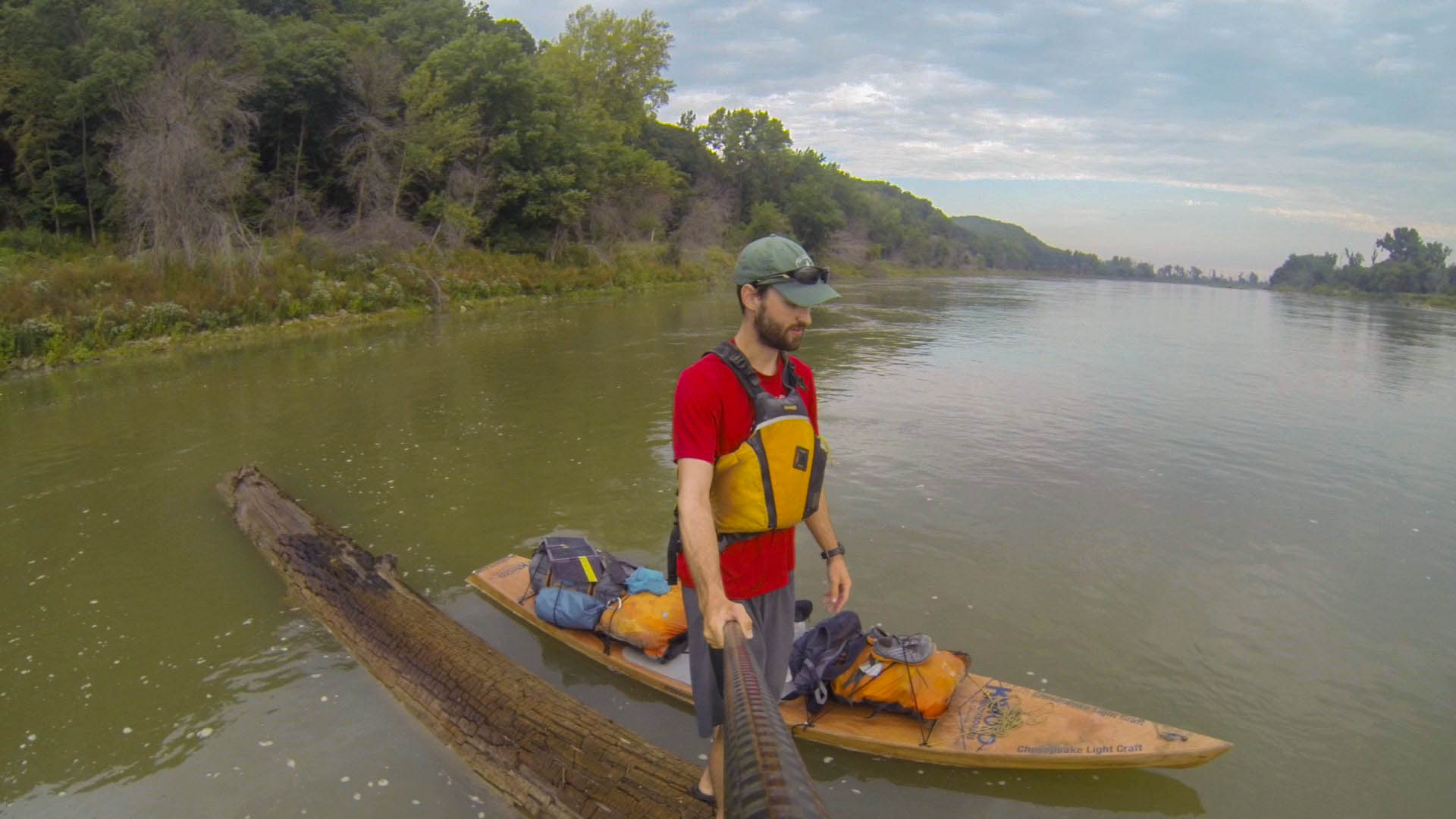 Stand Up Paddling The Missouri River