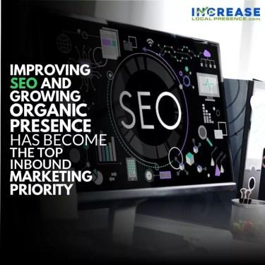 seo marketing priority