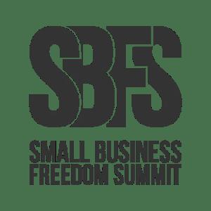 Small Business Freedom Summit Logo Square | https://smallbusinessfreedomsummit.com/