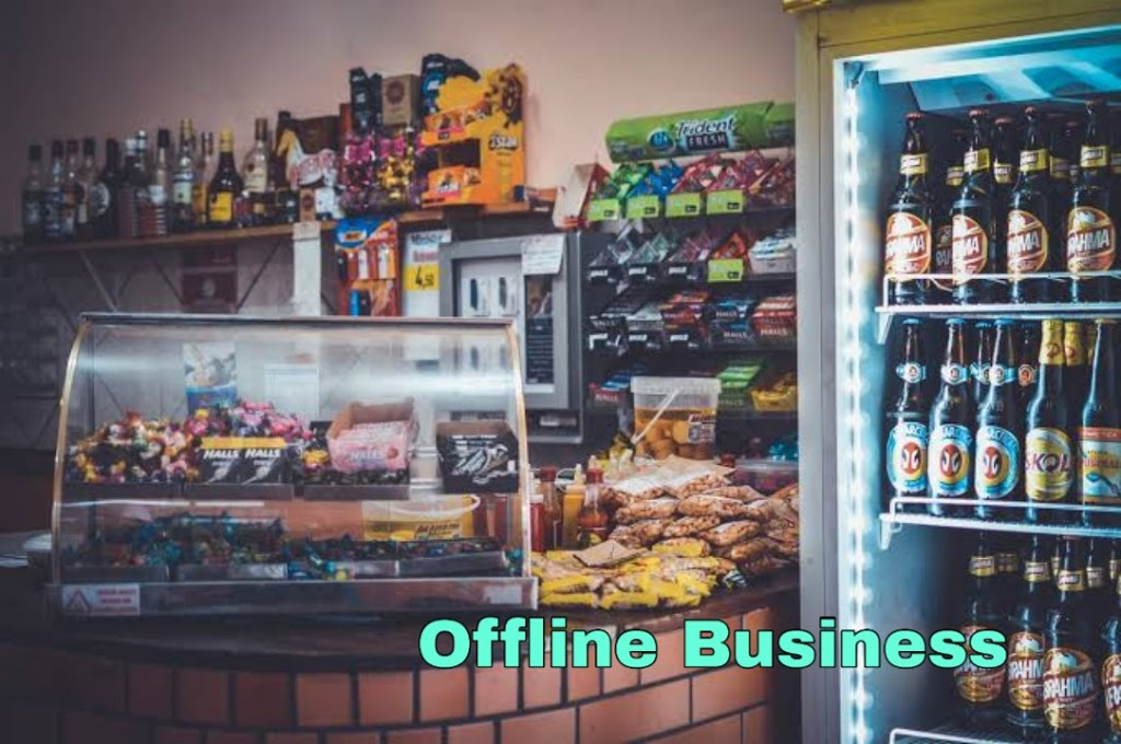 What is a Offline Business hindi