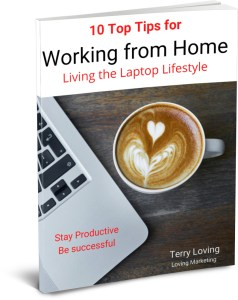 Working from Home 10 tips report