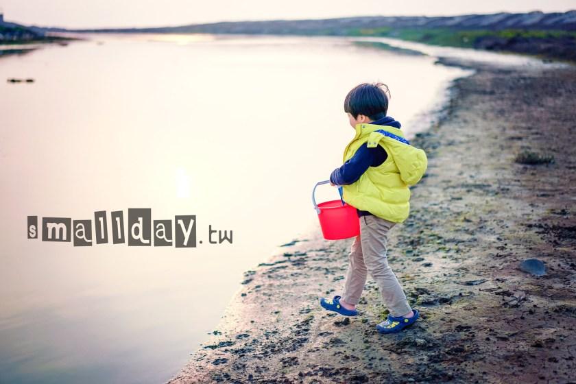 台北桃園新竹兒童寫真 小日子寫真館 觀音海邊 (3)