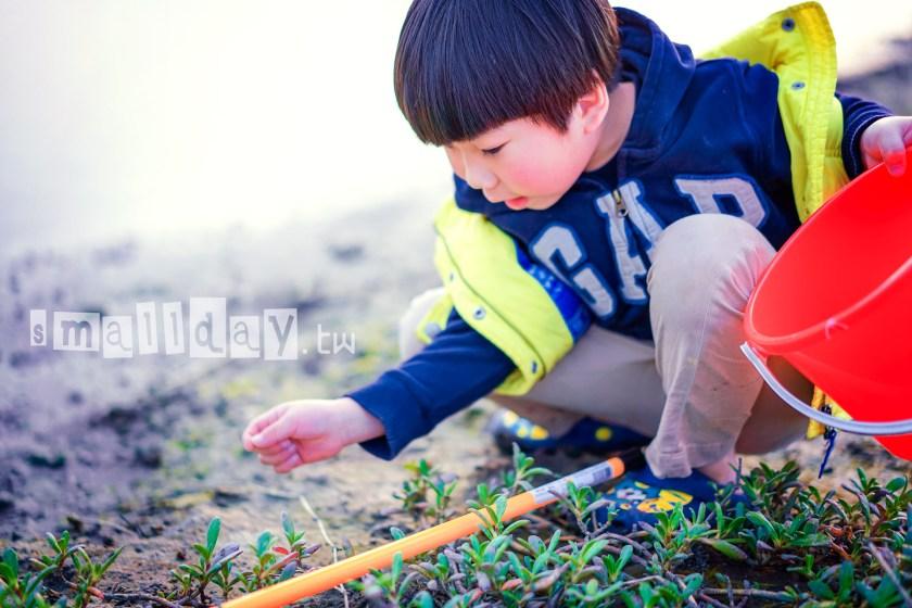 台北桃園新竹兒童寫真 小日子寫真館 觀音海邊 (5)