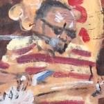 snooks eaglin mixed media art raleigh