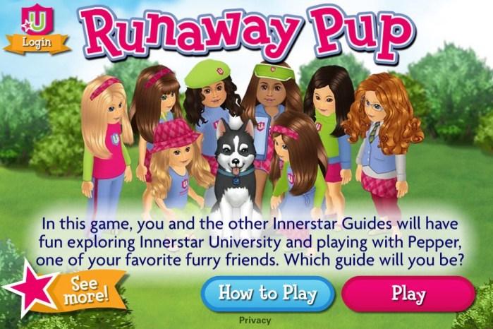App Review: Runaway Pup