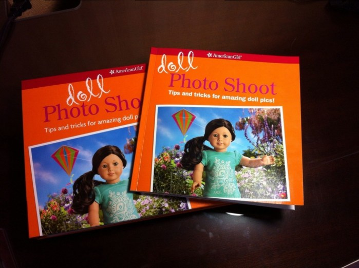 Book Review: Doll Photoshoot