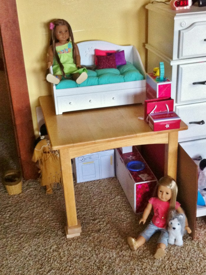 My Updated Doll House Tour