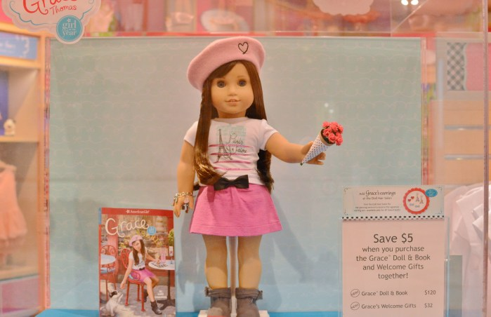 American Girl Store Feb. 2015 Part 2
