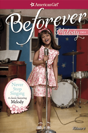 Melody Ellison's Second Book and Journey Book Cover