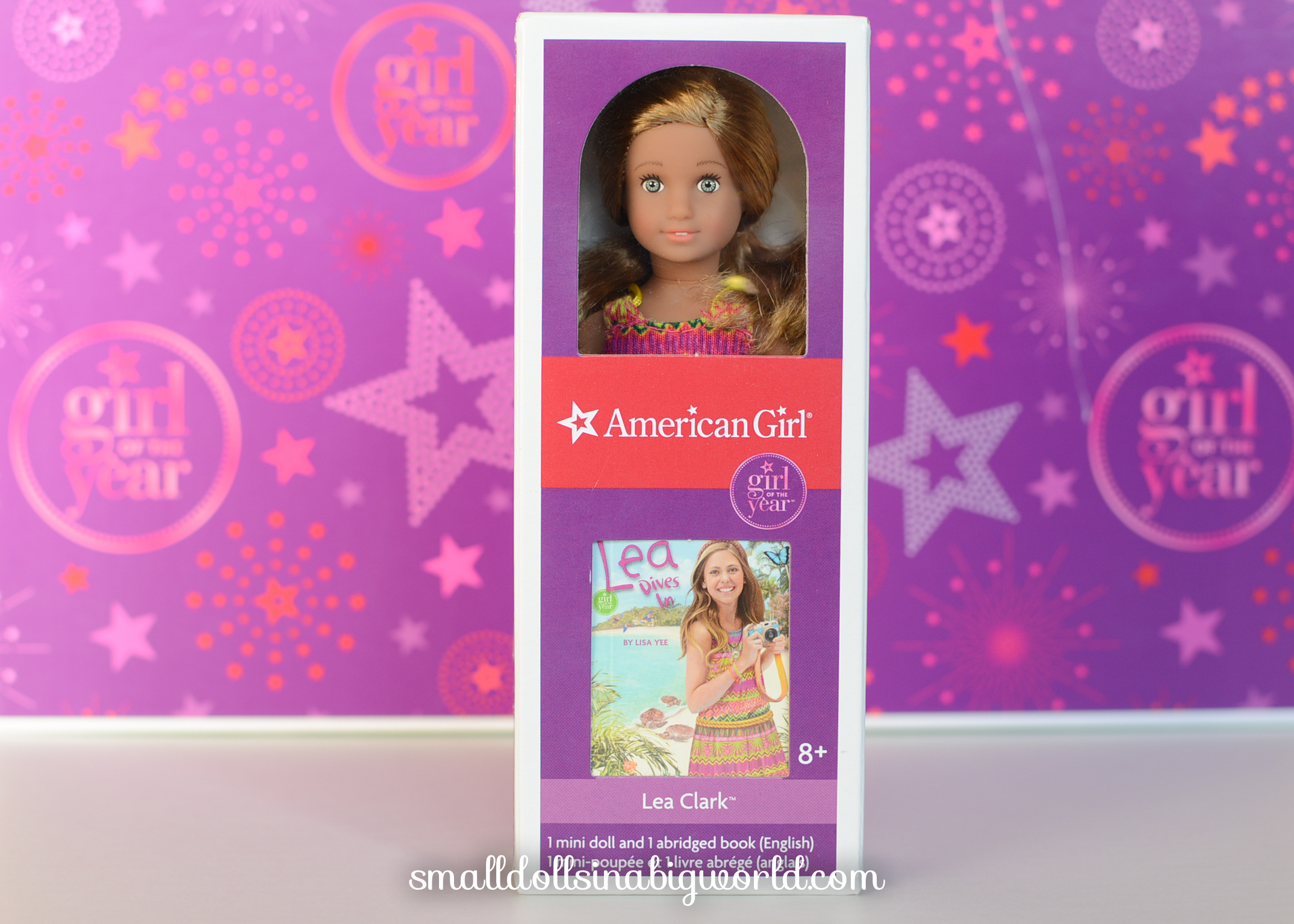 American girl giveaways lea clark