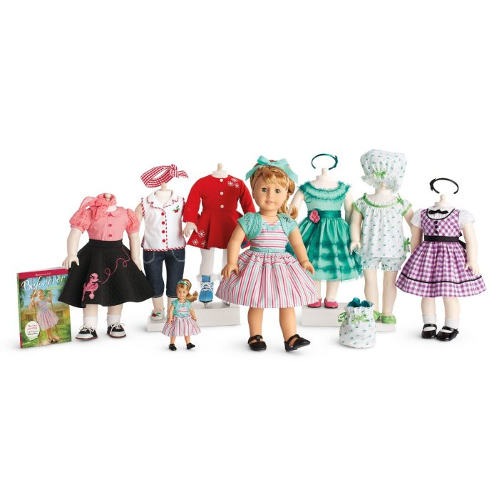 Maryellen Doll + Outfit Bundles Available on Amazon