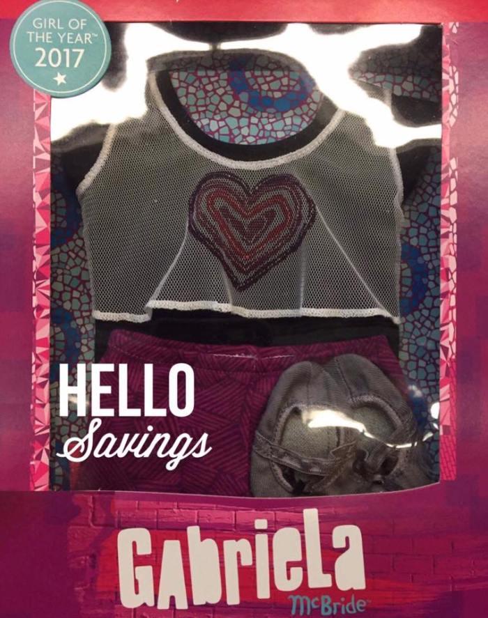 GOTY 2017 Gabriela's  New Packaging