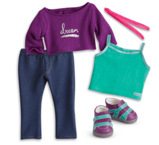 Buy Gabriela's Outfit Separately – LINK