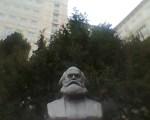 Marx, Berlin (c) éa marzarte