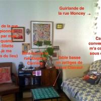 Aménager un petit appartement avec un petit budget 2: choisir la récupe... de rue