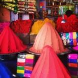 Marchand de couleurs, Mysore