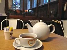 Host cafe Host Café, St Mary Aldermary (c) ea Marzarte