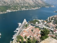 The Empire once stretched as far as the coast of Montenegro