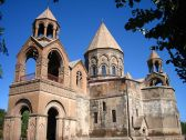 The Etchmiadzin Cathedral in Armenia (http://www.panoramio.com/user/96132)