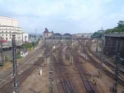 Czech Republic has the highest density of rail in the world