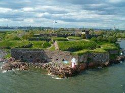 Suomenlinna fortress, Finland (Wikipedia)