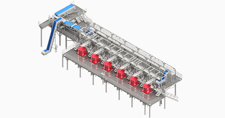 multiscale feed system Smalley Manufacturing