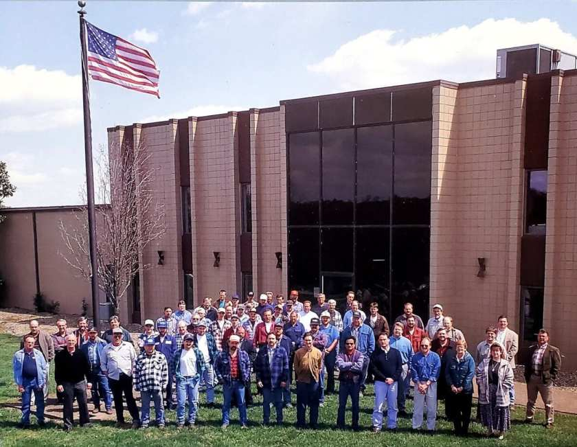 Smalley Group 1996
