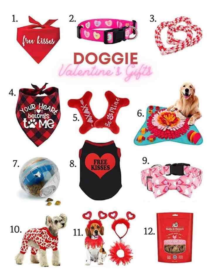 gifts for your furry best friend for valentine's day gift ideas