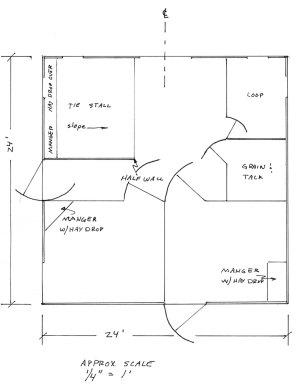 [WRG5624] Horse Barn Wiring Diagram