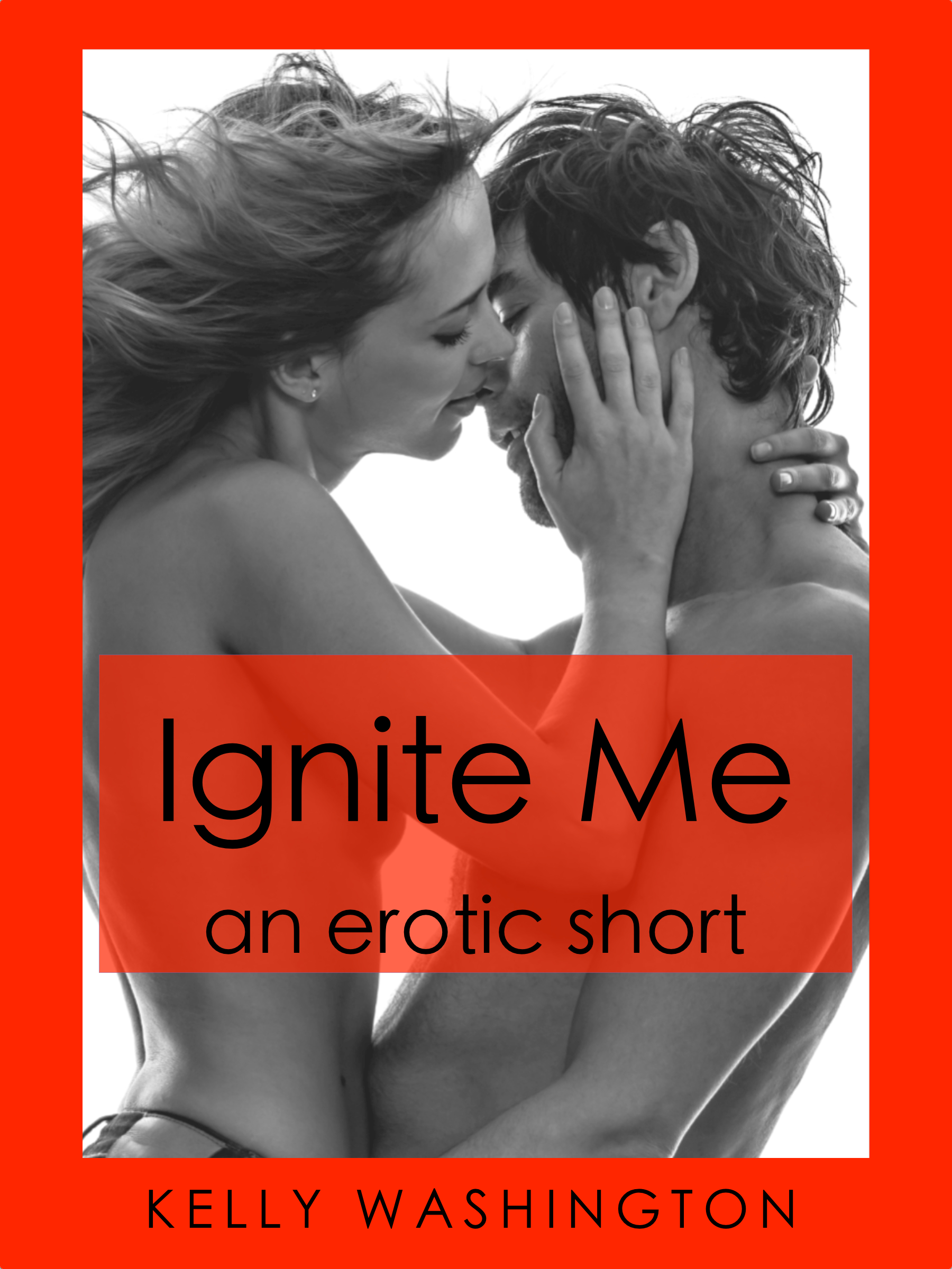 Ignite Me An Erotic Military Short Story