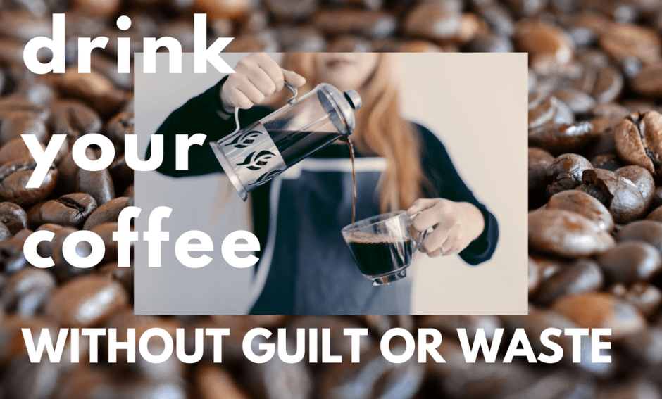 drink your coffee header