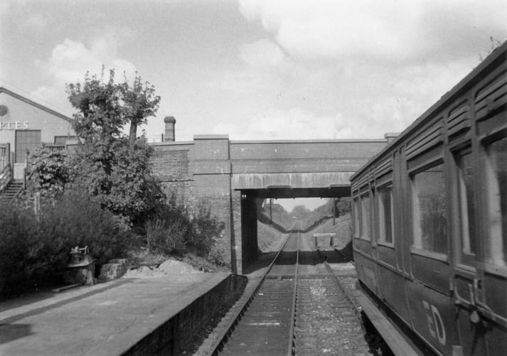 1st Herts Railtour 10 St Albans LRa ©