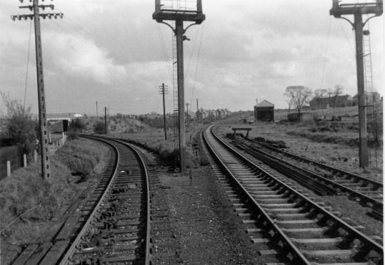 1st Herts Railtour 23 Watford Branch Jc ©
