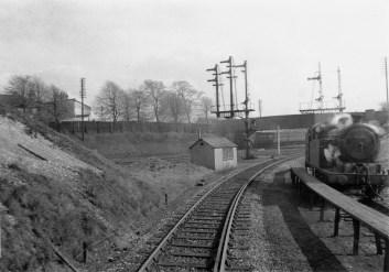 1st Herts Railtour 3 Branch Junction Hatfield ©