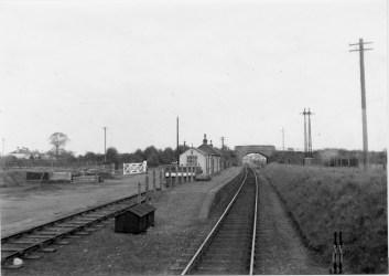 1st Herts Railtour 6 Smallford ©