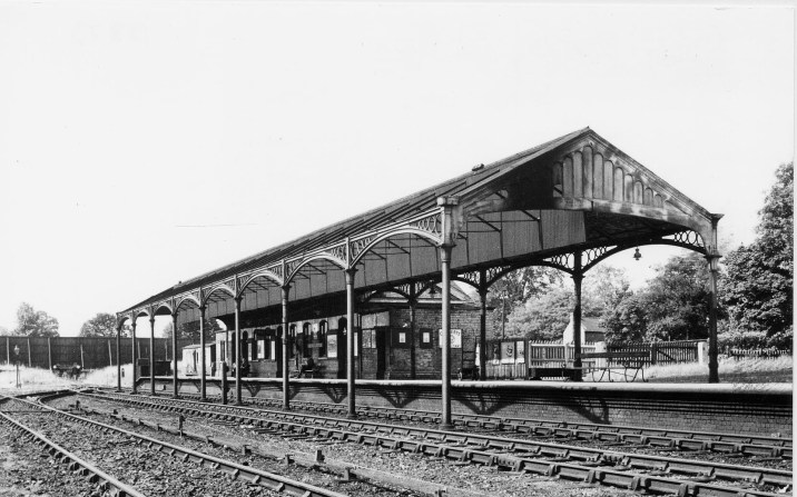 Abbey Stn 3 late 1940s