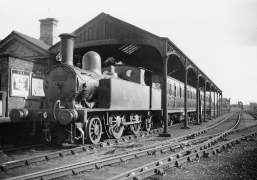 Abbey Stn 7 1930 Loco No 6538 ©